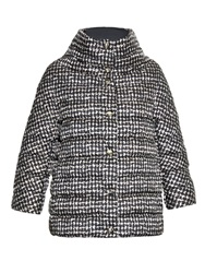 Herno Reversible Lightweight Quilted Down Jacket
