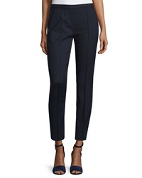 Elie Tahari Karis Cropped Slim Pants Stargazer Women's