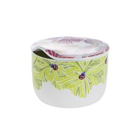 Missoni Home Flowers Sugar Bowl