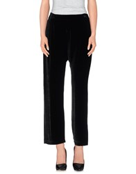 Liviana Conti Trousers Casual Trousers Women Black