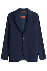 Missoni Wool Blazer Blue