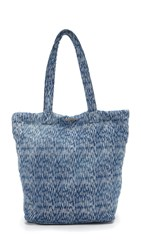 Monserat De Lucca Ame Tote Medium Denim