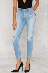 Nasty Gal Citizens Of Humanity Liya High Rise Jeans