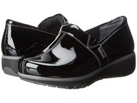 Softwalk Meredith Black Patent Leather Women's Slip On Shoes