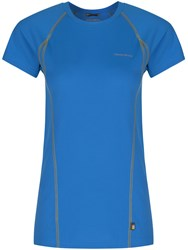 Craghoppers Vitalise Base T Shirt Blue