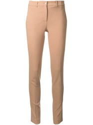Michael Kors Skinny Trousers Brown