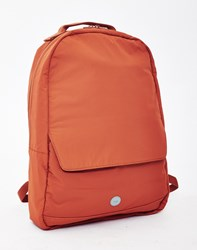C6 Folk Base Backpack Rust Orange