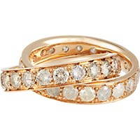 Roberto Marroni Women's Stacked Ring No Color