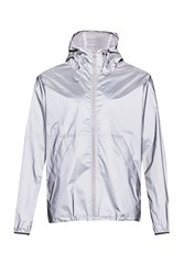 French Connection Men's Kimberlite Reflective Jacket Grey