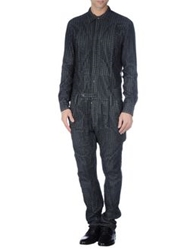 Dolce And Gabbana Pant Overalls Lead