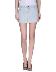 Siviglia Denim Denim Skirts Blue
