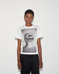 Julien David T Shirt White