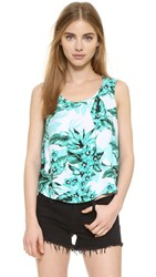 Jack By Bb Dakota Barnabus Tropical Bliss Top Multi