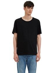 Gucci Vintage Short Sleeved T Shirt Black