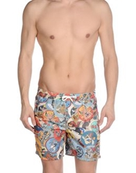 Roy Rogers Roy Roger's Swimming Trunks Yellow