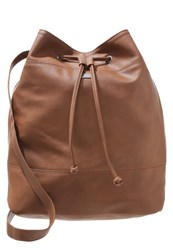 Element Sliver Tote Bag Chocolate Brown
