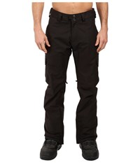 Burton Mb Cargo Pant Mid True Black 1 Men's Casual Pants