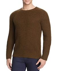 Vince Wool Cashmere Chunky Stitch Sweater H Fatigue