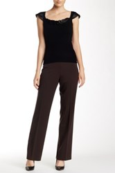 Insight Wide Leg Dress Pant Brown