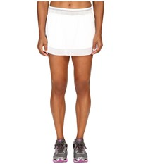 New Balance 40 Degree Skorts White Women's Skort
