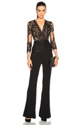 Zuhair Murad Jumpsuit In Black