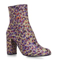 Kurt Geiger London Nova Ankle Boots Female Multi