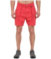 Columbia Big Tall Brewha Ii Short Sunset Red Men's Shorts Multi