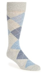 Nordstrom Men's Somerset Argyle Socks