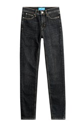 Mih Jeans Mid Rise Ankle Grey