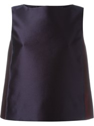 Roberto Capucci Sleeveless A Line Top