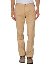 Pence Trousers Casual Trousers Men Sand