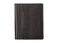 Original Penguin Leather Wallet Black Bi Fold Wallet