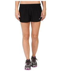 New Balance Accelerate 2.5 Short Black Women's Shorts