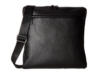 Lodis Borrego Rfid Jack Large Messenger Black Messenger Bags