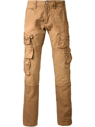 Prps Goods And Co. Combat Trousers Brown