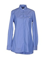 Blauer Shirts Shirts Women Blue