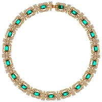 Eclectica Vintage 1980S Attwood And Sawyer Necklace Green
