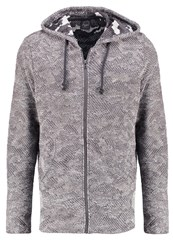 Jack And Jones Jorgleen Regular Fit Cardigan Raven Grey