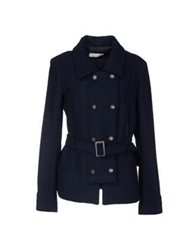 Compagnia Italiana Coats Dark Blue