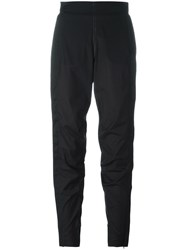 Y 3 High Waisted Trousers Black