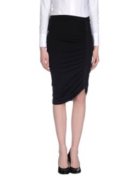 Wolford 3 4 Length Skirts Black