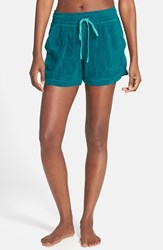 Hard Tail Slouchy Shorts Tide