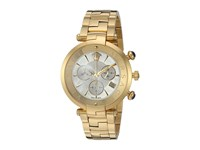 Versace Reve Chrono Vaj06 0016 Blue Yellow Gold White Watches