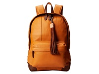 Will Leather Goods Delilah Backpack Tan Brown Backpack Bags