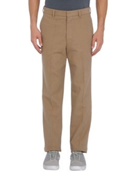 Hackett Casual Pants Camel