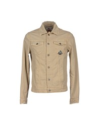 Roy Rogers Roy Roger's Coats And Jackets Jackets Men Beige