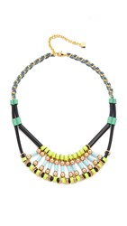 Nocturne Flavia Necklace Lemon