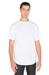 Black Scale Grant T Shirt White
