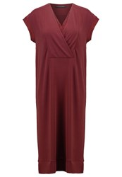 By Malene Birger Harluna Jersey Dress Rost Brown