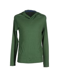 Italia Independent Topwear Sweatshirts Men Green